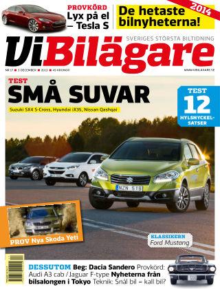 Vi Bilägare 2013-12-03