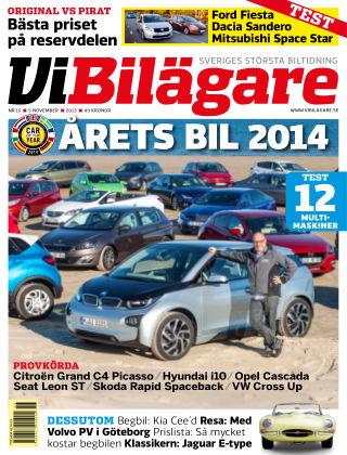 Vi Bilägare 2013-11-05