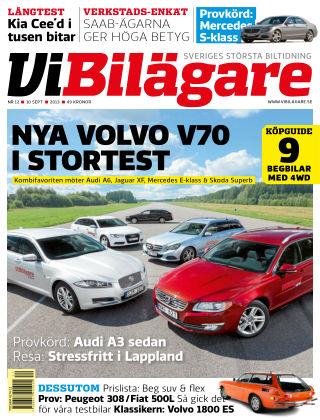 Vi Bilägare 2013-09-10