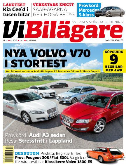 Vi Bilägare September 10, 2013 00:00