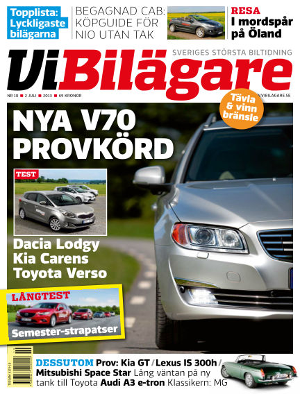 Vi Bilägare July 02, 2013 00:00