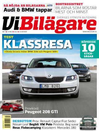 Vi Bilägare 2013-05-14