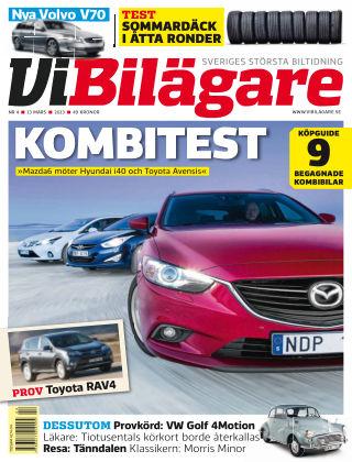 Vi Bilägare 2013-03-12