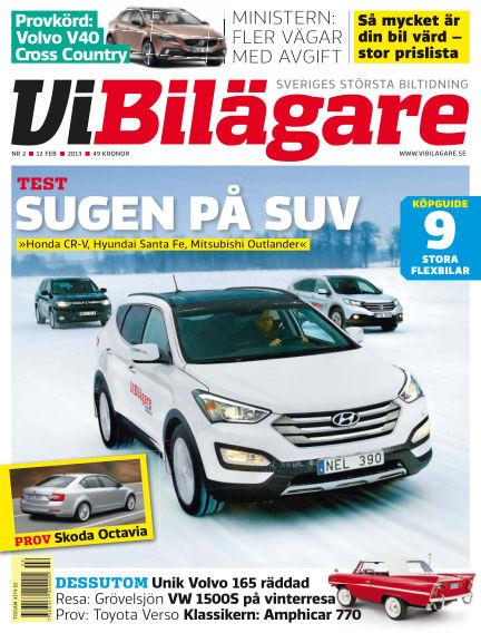 Vi Bilägare February 12, 2013 00:00