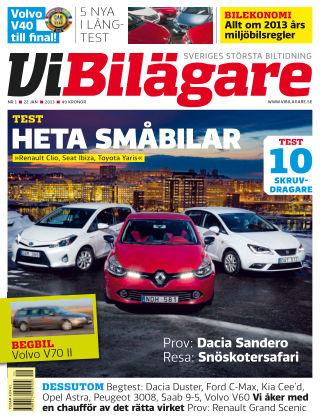 Vi Bilägare 2013-01-22