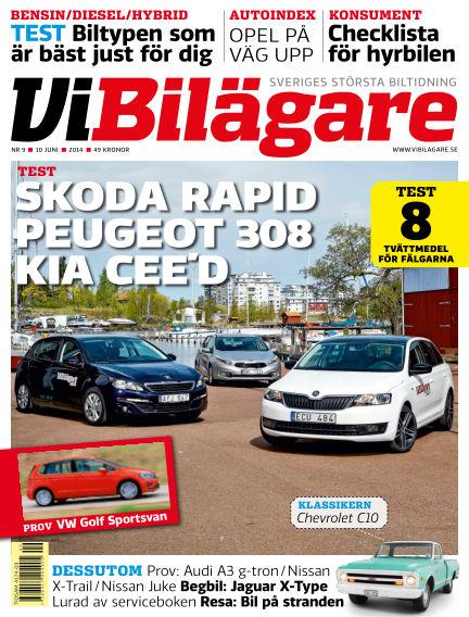 Vi Bilägare June 07, 2014 00:00