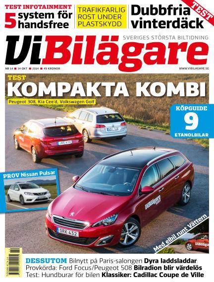 Vi Bilägare October 11, 2014 00:00