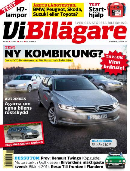 Vi Bilägare December 13, 2014 00:00