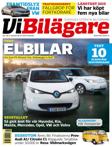 Vi Bilägare January 16, 2015 00:00