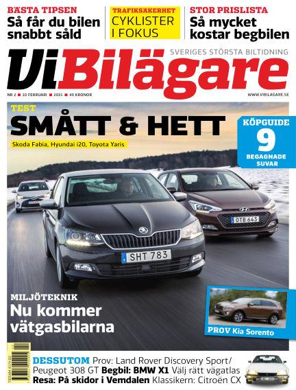 Vi Bilägare February 06, 2015 00:00