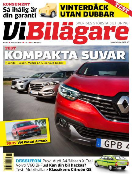 Vi Bilägare October 13, 2015 00:00