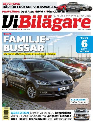 Vi Bilägare 2015-11-03