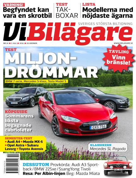 Vi Bilägare July 05, 2016 00:00