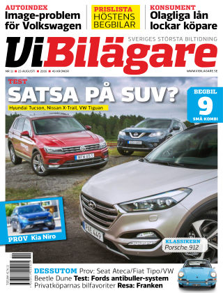 Vi Bilägare 2016-08-23