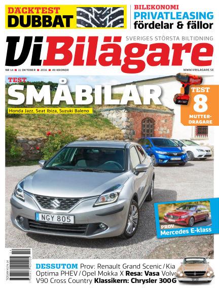 Vi Bilägare October 11, 2016 00:00