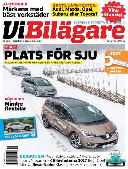 Vi Bilägare December 13, 2016 00:00