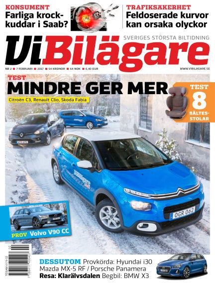 Vi Bilägare February 07, 2017 00:00