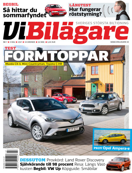 Vi Bilägare May 09, 2017 00:00