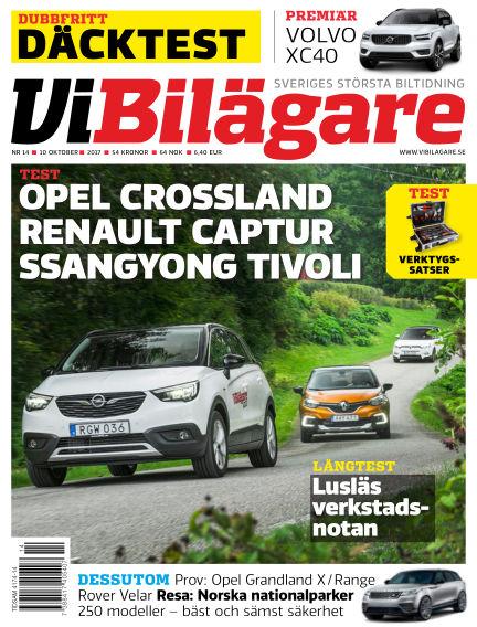 Vi Bilägare October 10, 2017 00:00
