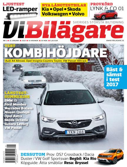 Vi Bilägare January 16, 2018 00:00