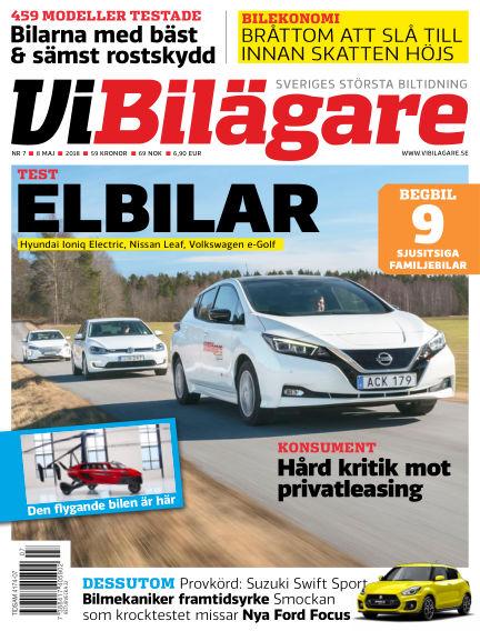 Vi Bilägare May 08, 2018 00:00