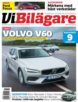 Vi Bilägare 2018-08-21