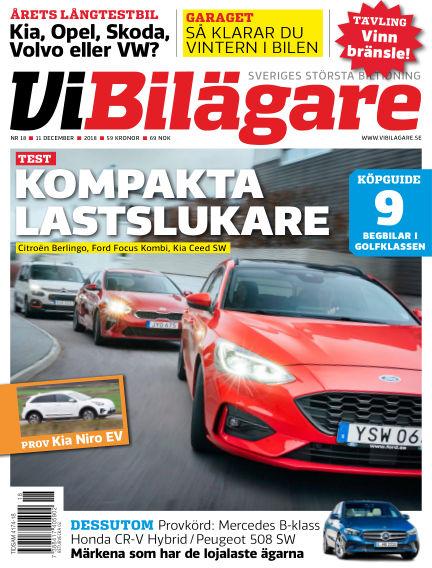 Vi Bilägare December 11, 2018 00:00