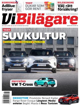 Vi Bilägare 2019-04-16