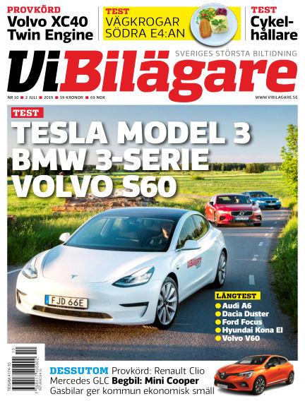 Vi Bilägare July 02, 2019 00:00