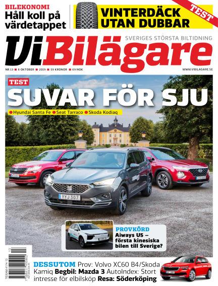 Vi Bilägare October 08, 2019 00:00