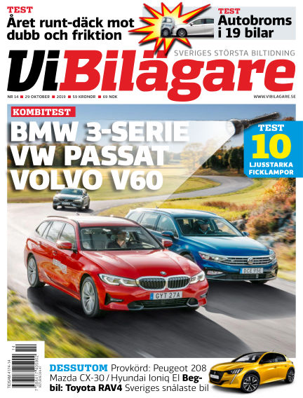 Vi Bilägare October 29, 2019 00:00