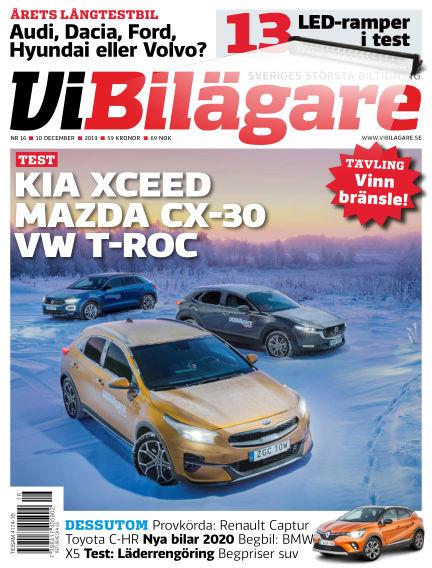 Vi Bilägare December 10, 2019 00:00