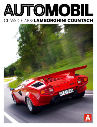 Automobil Classic Cars (Inga nya utgåvor) 2014-05-30