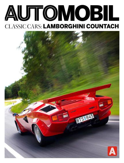 Automobil Classic Cars (Inga nya utgåvor) May 30, 2014 00:00