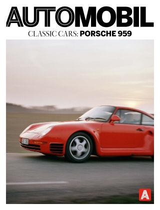 Automobil Classic Cars (Inga nya utgåvor) 2014-06-06