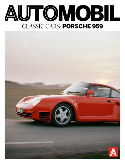Automobil Classic Cars (Inga nya utgåvor) June 06, 2014 00:00