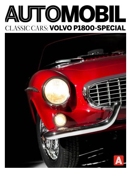 Automobil Classic Cars (Inga nya utgåvor) June 13, 2014 00:00
