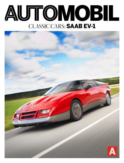 Automobil Classic Cars (Inga nya utgåvor) June 27, 2014 00:00