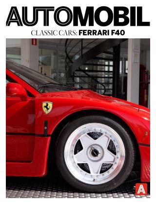 Automobil Classic Cars (Inga nya utgåvor) 2014-07-04