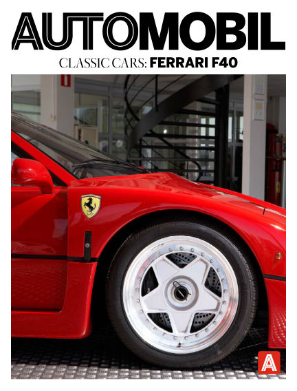 Automobil Classic Cars (Inga nya utgåvor) July 04, 2014 00:00