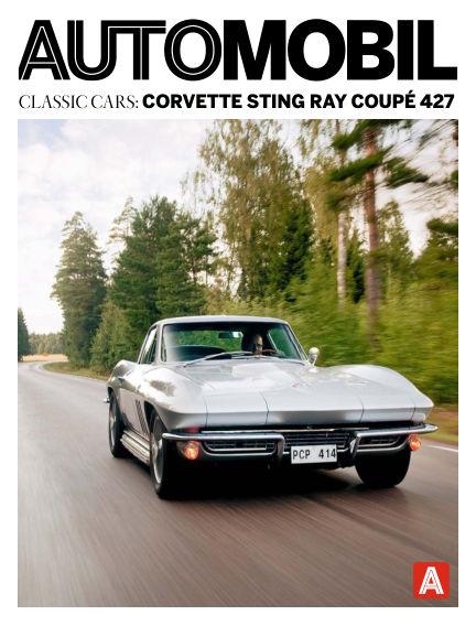 Automobil Classic Cars (Inga nya utgåvor) July 11, 2014 00:00