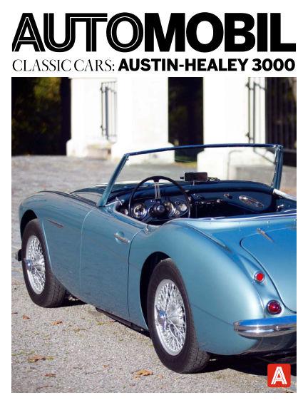 Automobil Classic Cars (Inga nya utgåvor) July 18, 2014 00:00
