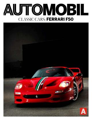 Automobil Classic Cars (Inga nya utgåvor) 2014-07-25
