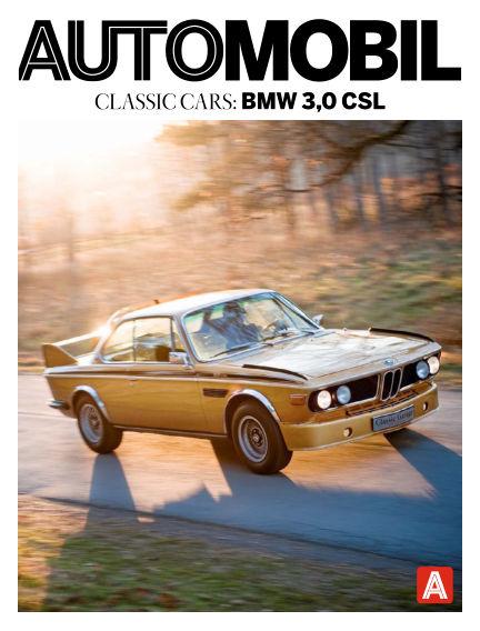 Automobil Classic Cars (Inga nya utgåvor) August 01, 2014 00:00