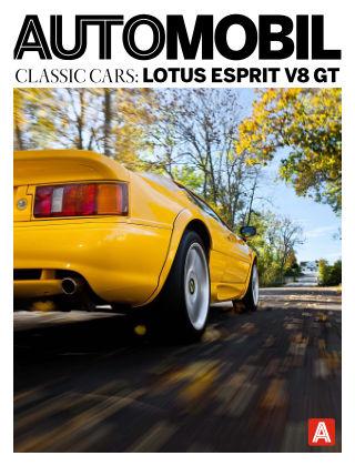 Automobil Classic Cars (Inga nya utgåvor) 2014-08-08