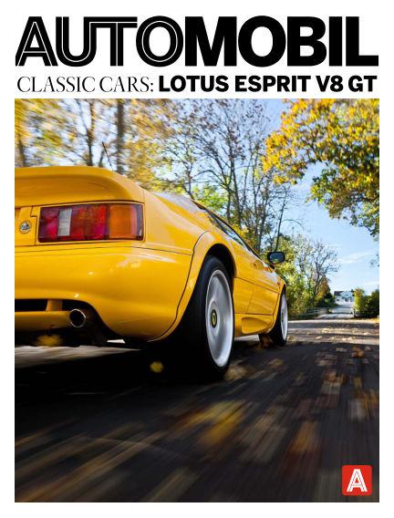 Automobil Classic Cars (Inga nya utgåvor) August 08, 2014 00:00