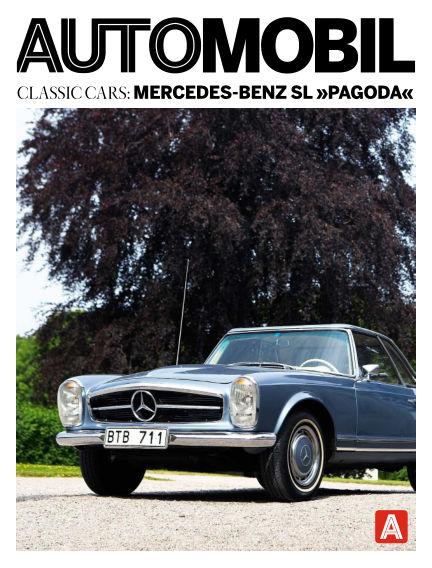 Automobil Classic Cars (Inga nya utgåvor) August 15, 2014 00:00