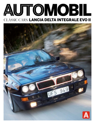 Automobil Classic Cars (Inga nya utgåvor) 2014-08-22