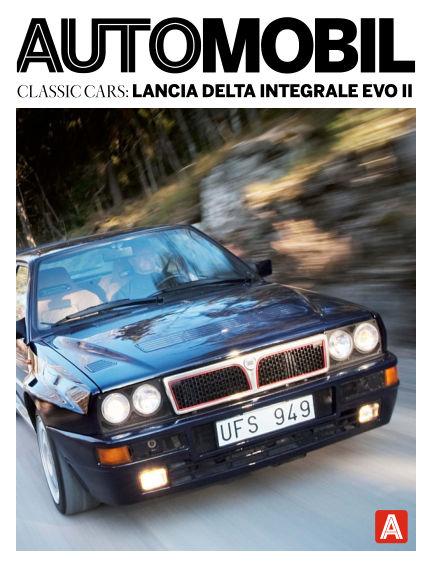 Automobil Classic Cars (Inga nya utgåvor) August 22, 2014 00:00