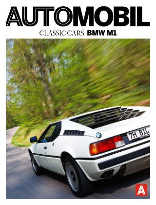 Automobil Classic Cars (Inga nya utgåvor) 2014-08-29